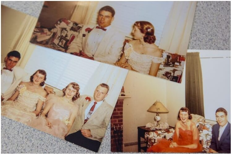 High School Sweethearts Marry After 6 Decades