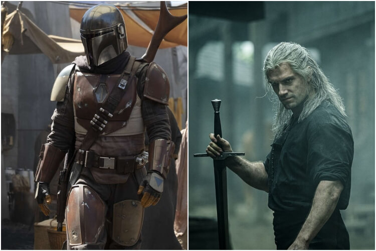 The Witcher The Mandalorian
