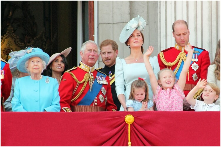 Royal Family Coronavirus