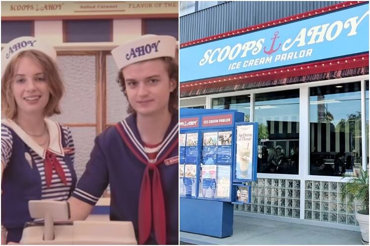 Real Life Scoops Ahoy Locations