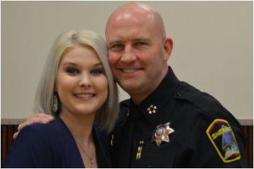Retiring Police Officer Daughter
