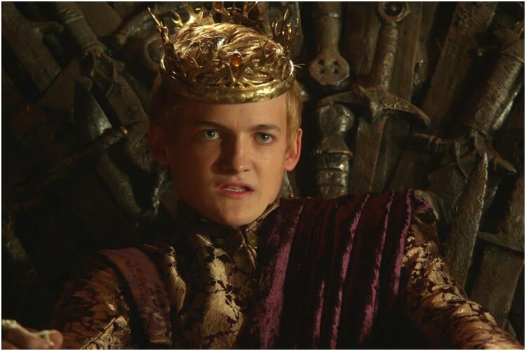 King Joffrey Returns