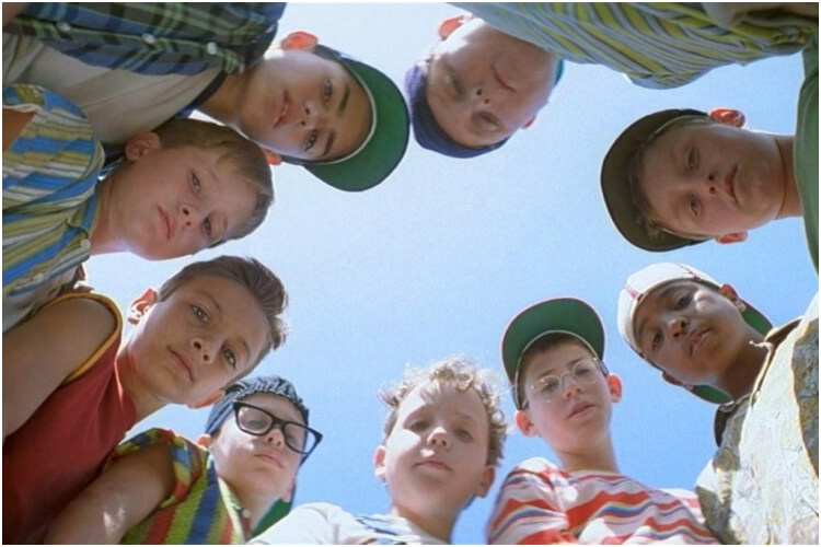The Sandlot TV Show