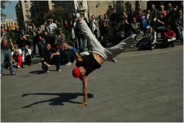 Break Dancing The Olympics