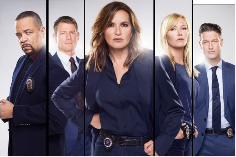 Law & Order: Special Victims Unit Renewed
