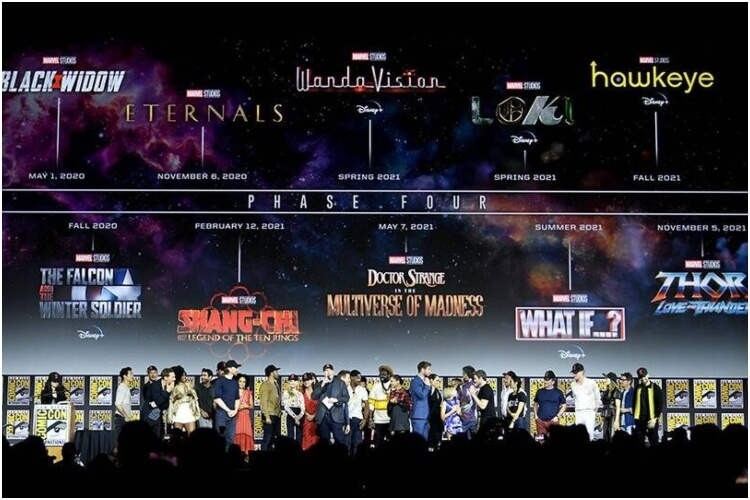 New Marvel Movies Next Marvel Movies