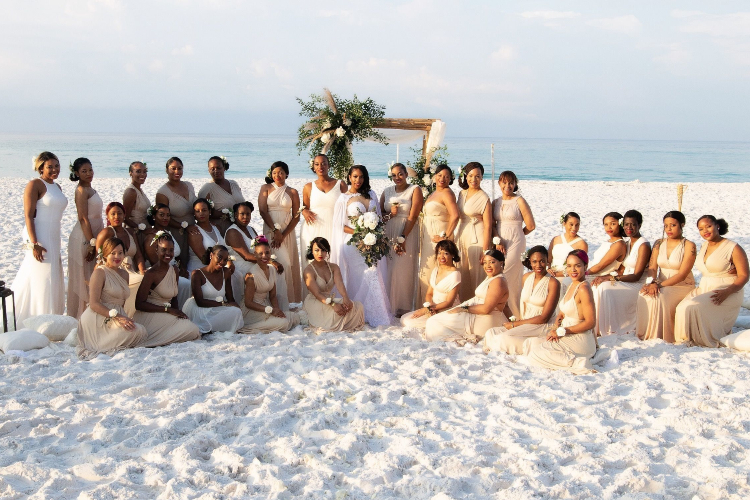 34 Bridesmaids Wedding