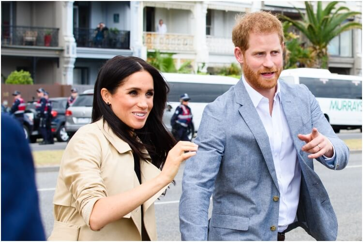 Meghan and Harry Royal Titles Stripped
