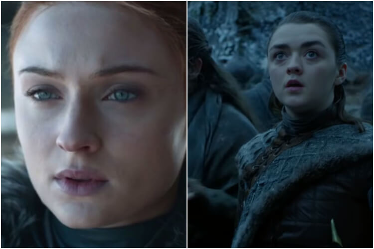 New Game Of Thrones Trailer