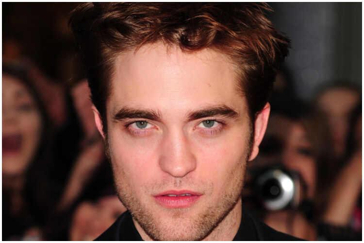 Robert Pattinson Batman Twilight