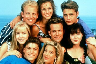 90210 Cast Old Reboot