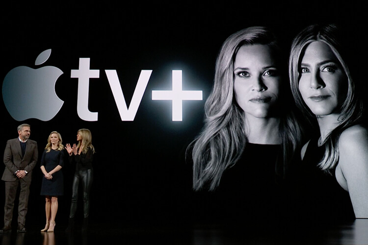 Apple TV+ Celebrities