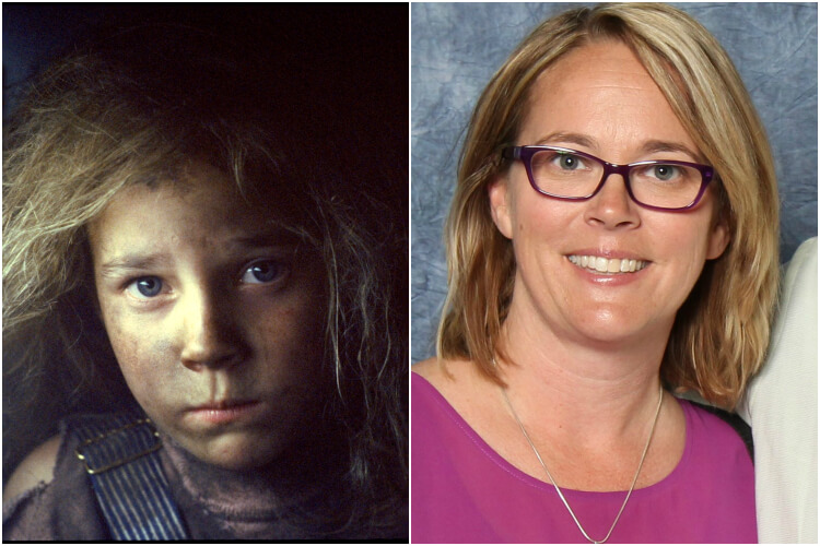 Forgotten Child Stars Carrie Henn