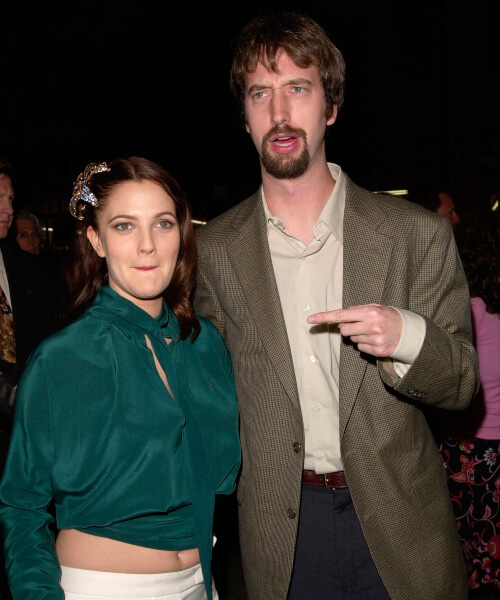 Drew Barrymore Tom Green