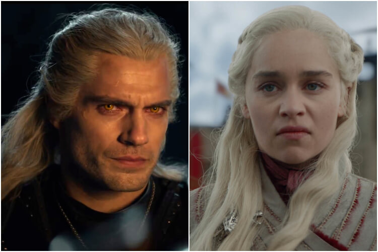 Game of Thrones The Witcher