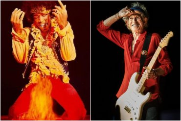 Greatest Guitarists of All Time Ranked