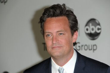 Matthew Perry Celebrity Net Worth
