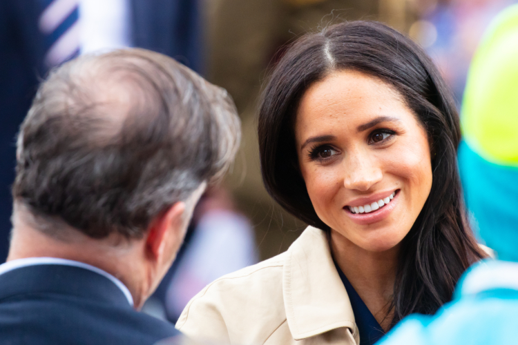 The Markle Family Meghan