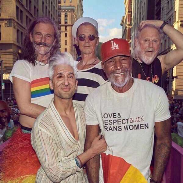 Queer Eye FaceApp