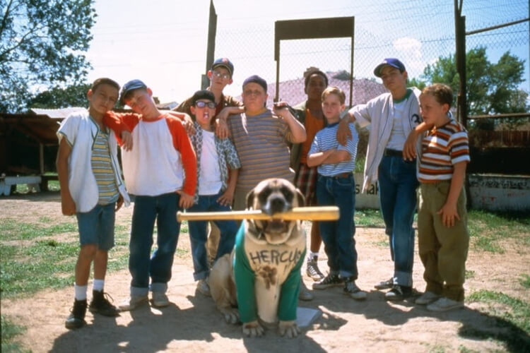 The Sandlot Now