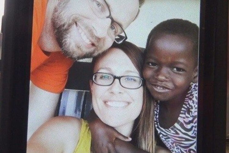 Adopted Ugandan Girl Speaks English Reveals Past