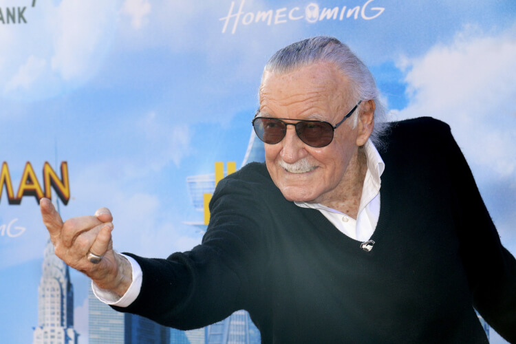 Stars We Lost In 2018 Stan Lee