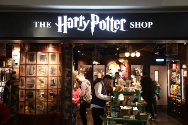 The Harry Potter Store New York City