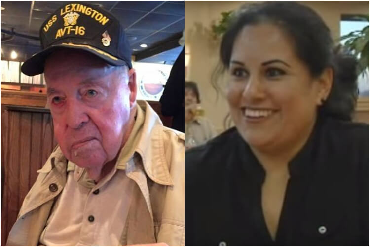 Waitress Serves Grumpy Senior For Years, Receives Strange Call After He Vanishes