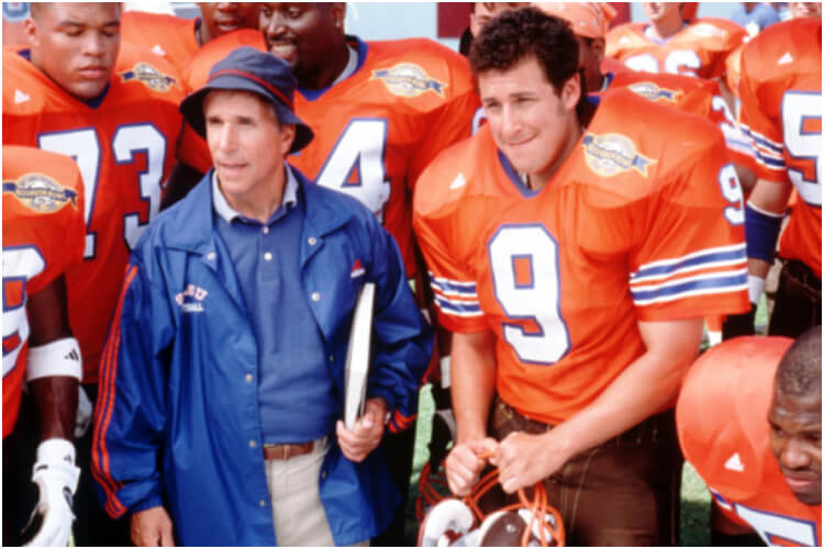 Football Movies The Waterboy