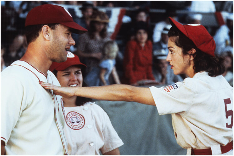 Penny Marshall A League of Their Own