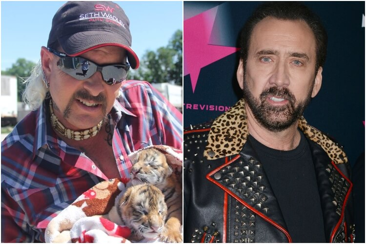 Nicolas Cage Tiger King