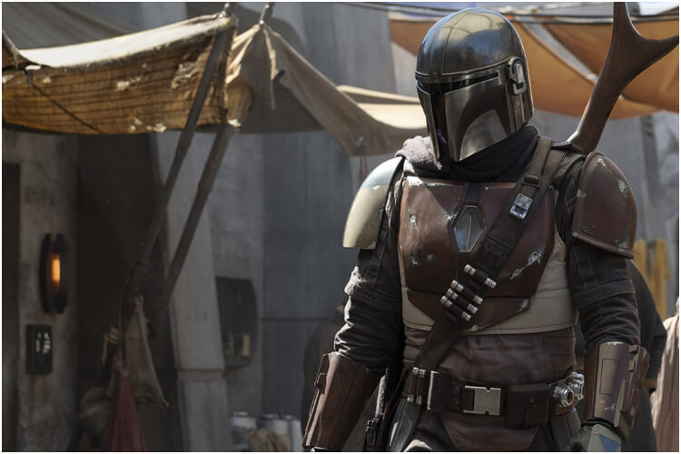 Most Anticipated TV The Mandalorian