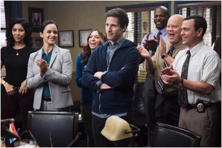 Most Anticipated TV Brooklyn Nine-Nine